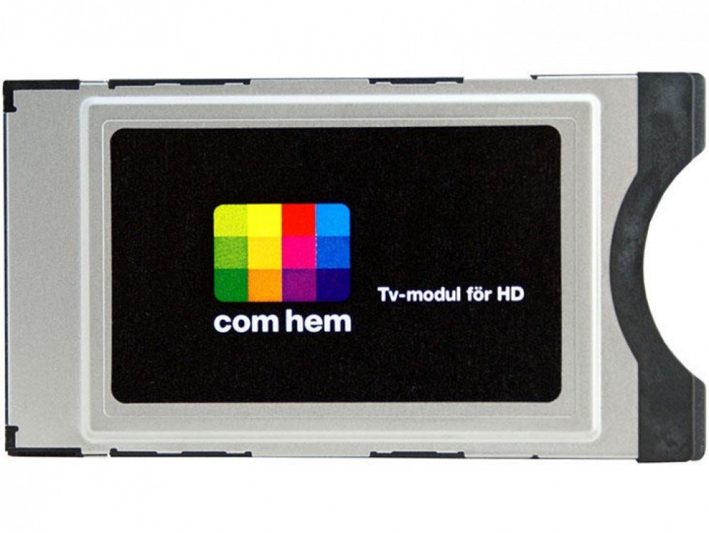 Smit Comhem CI+ modul