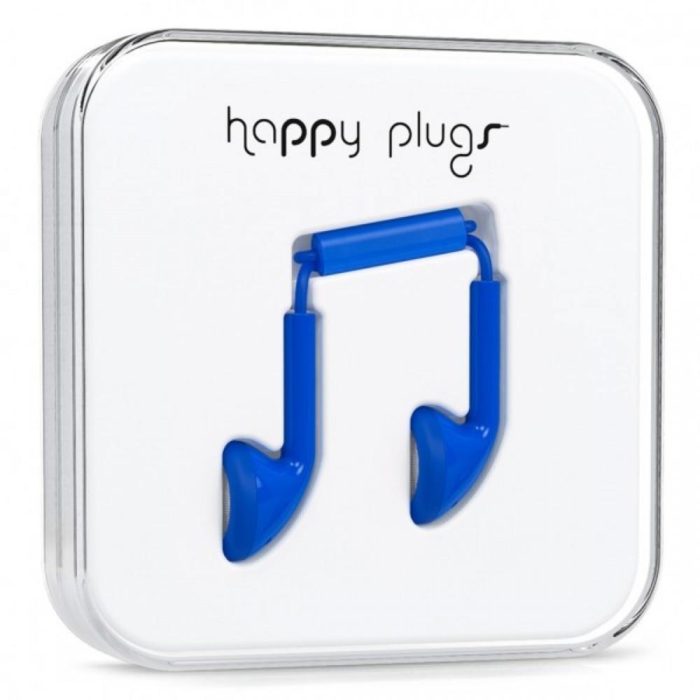 Happy Plugs Earbud Earbud Cobalt