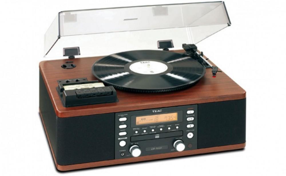 Teac LP-R500 LP-R500 Trä