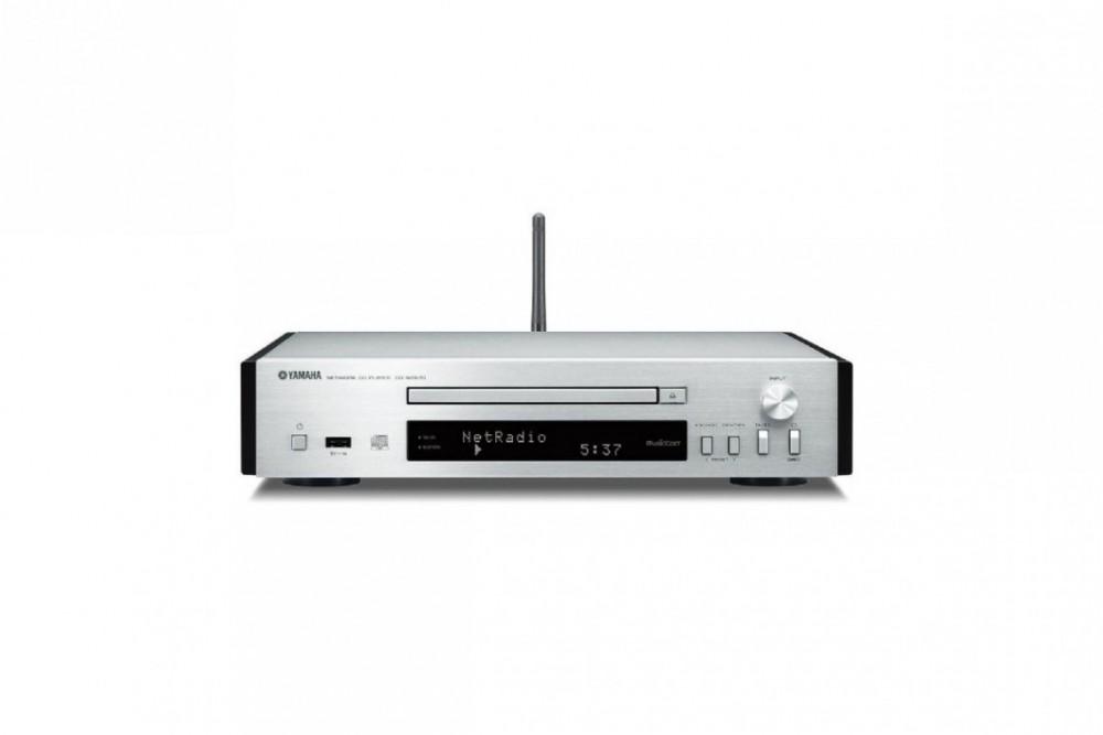 Yamaha CD-NT670 Silver