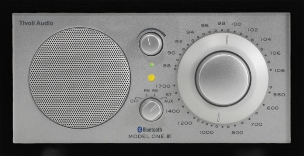 Tivoli Audio Model one BT Black Ash/Silver