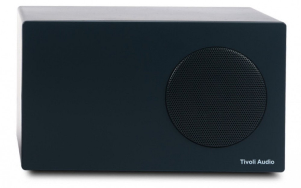 Tivoli Audio Speaker Graphite