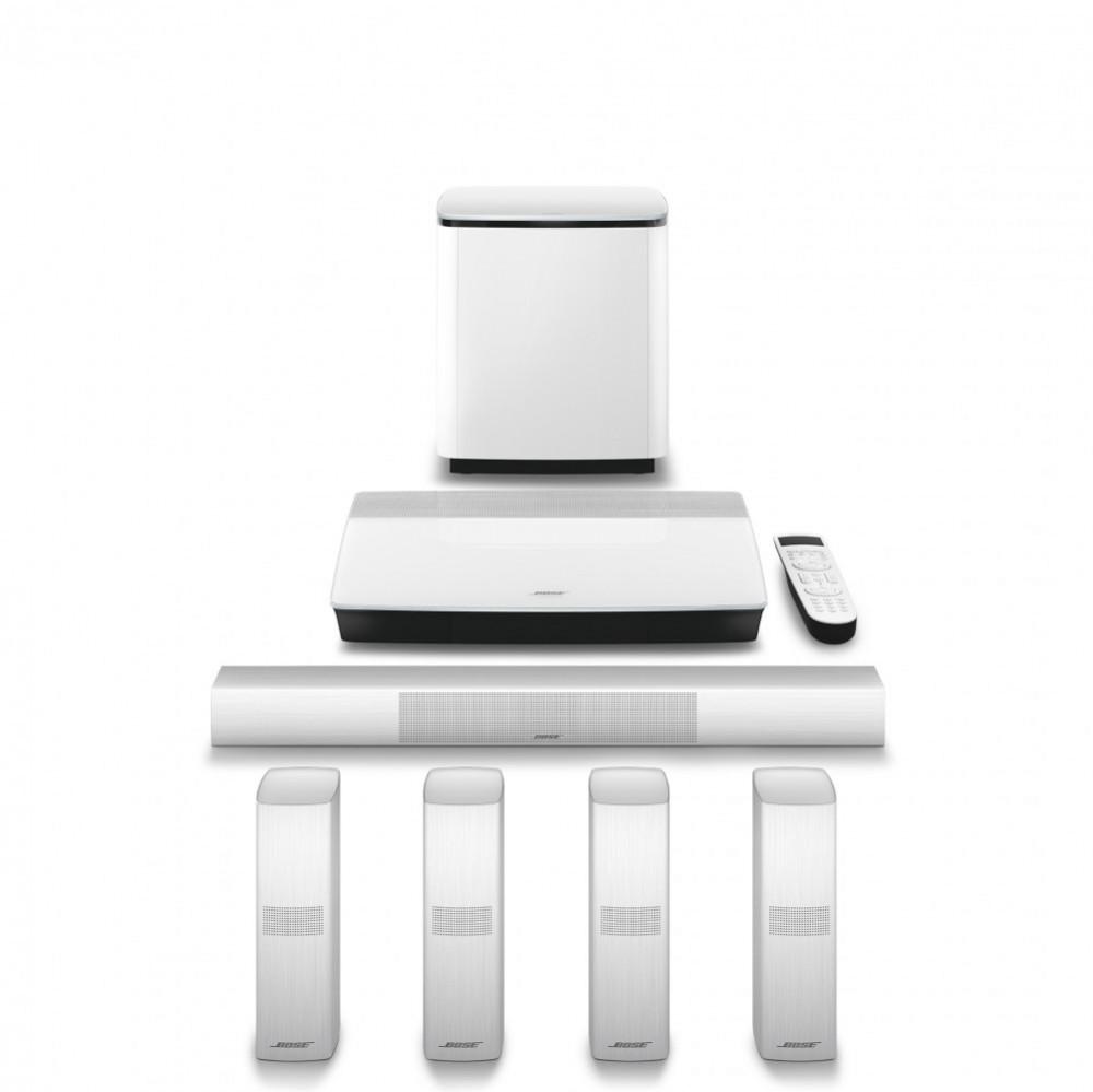 Bose Lifestyle 650 Aluminium/Vit