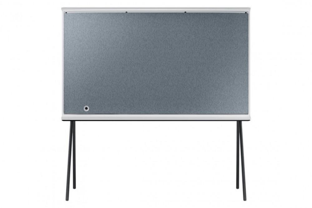 Enorm Samsung Serif TV 40 tum Vit - Hages.se XI-97