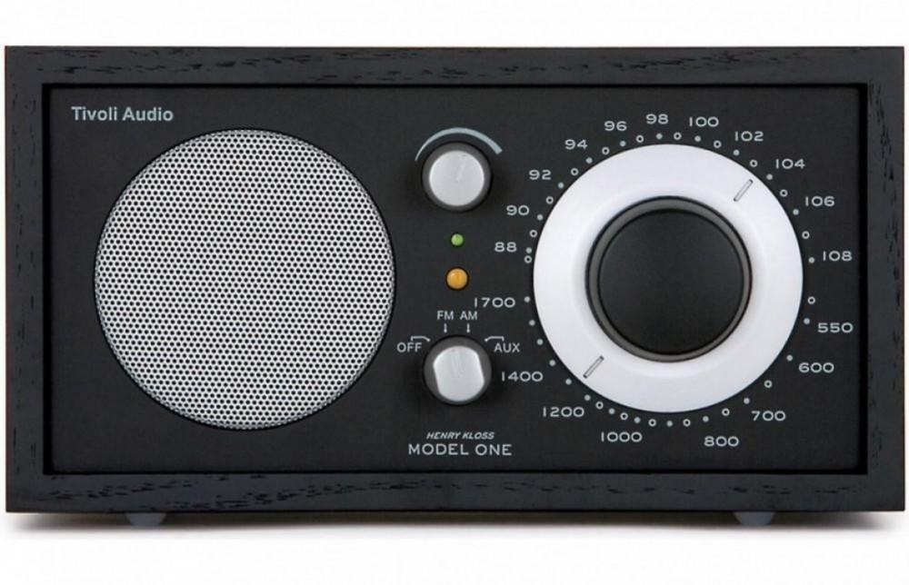 Tivoli Audio Model one Svart/Svart