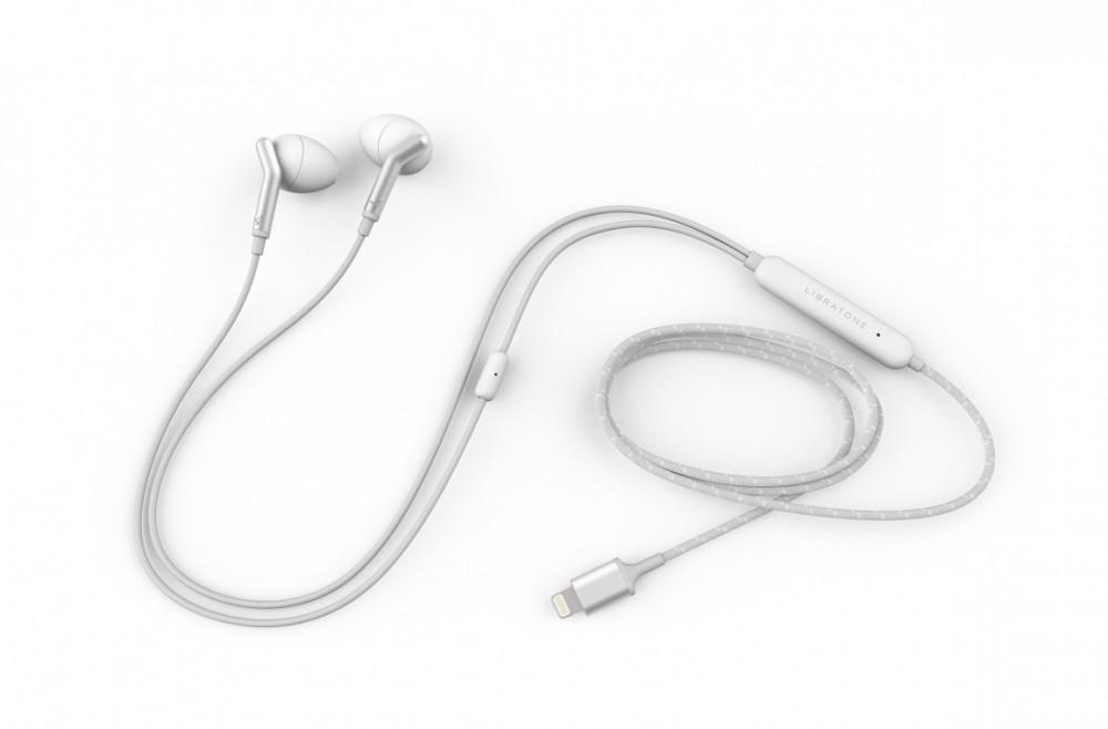 Libratone Q Adapt In Ear Cloudy White
