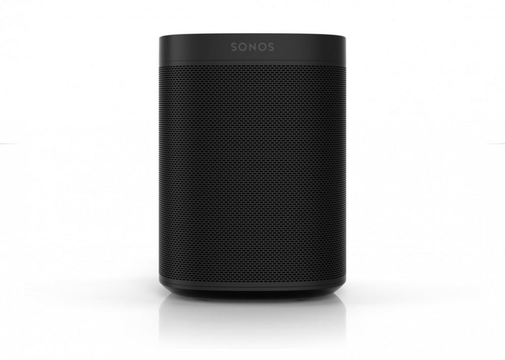 Sonos One Svart