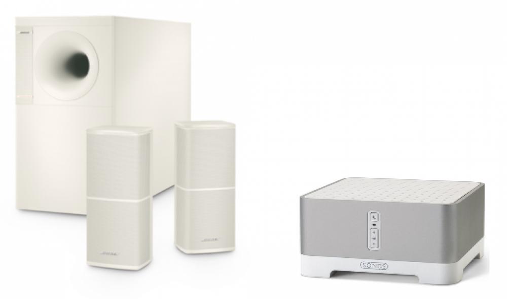 Sonos Connect:Amp+Acoustimass 5