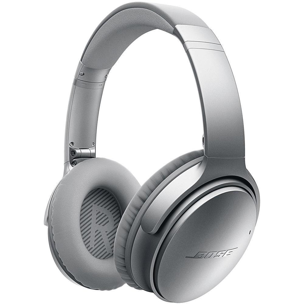 Bose Quiet Comfort 35 II Silver