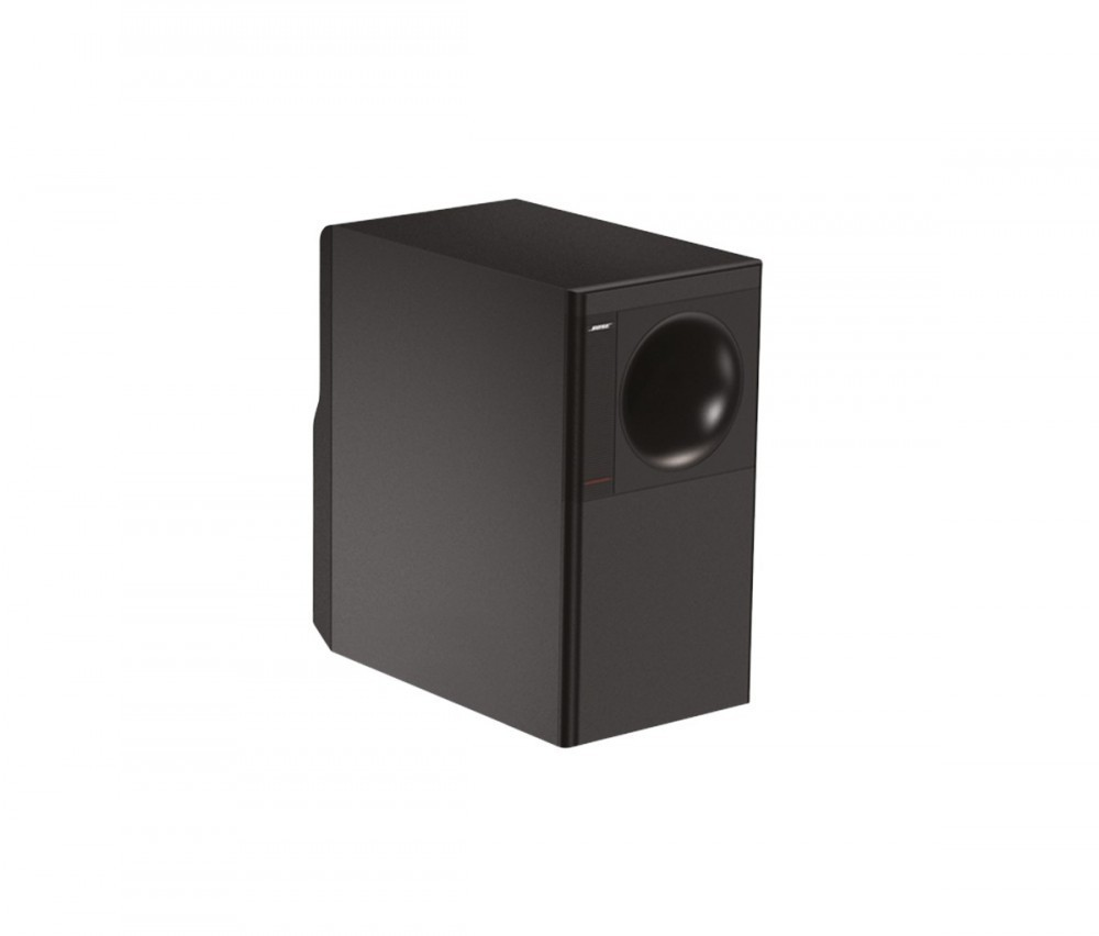 Bose Bose® FreeSpace® 3 Series 1 Surface Acoustimass Black