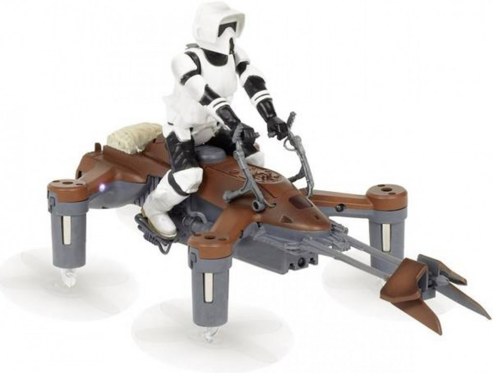 Propel RC Star wars collection 74-Z Speeder bike