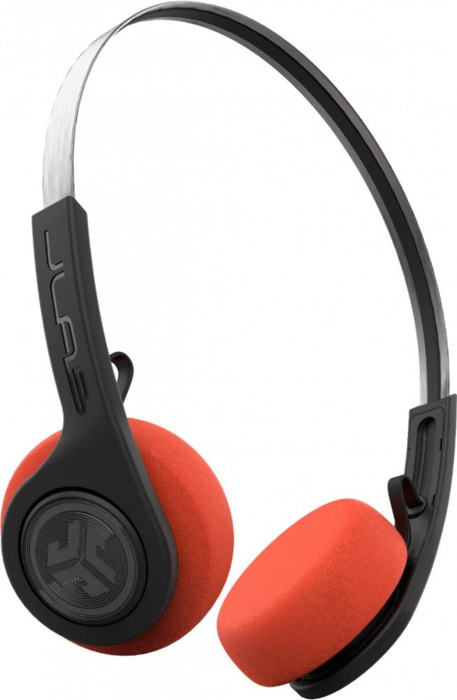 JLab Audio Rewind Retro Headphones Black