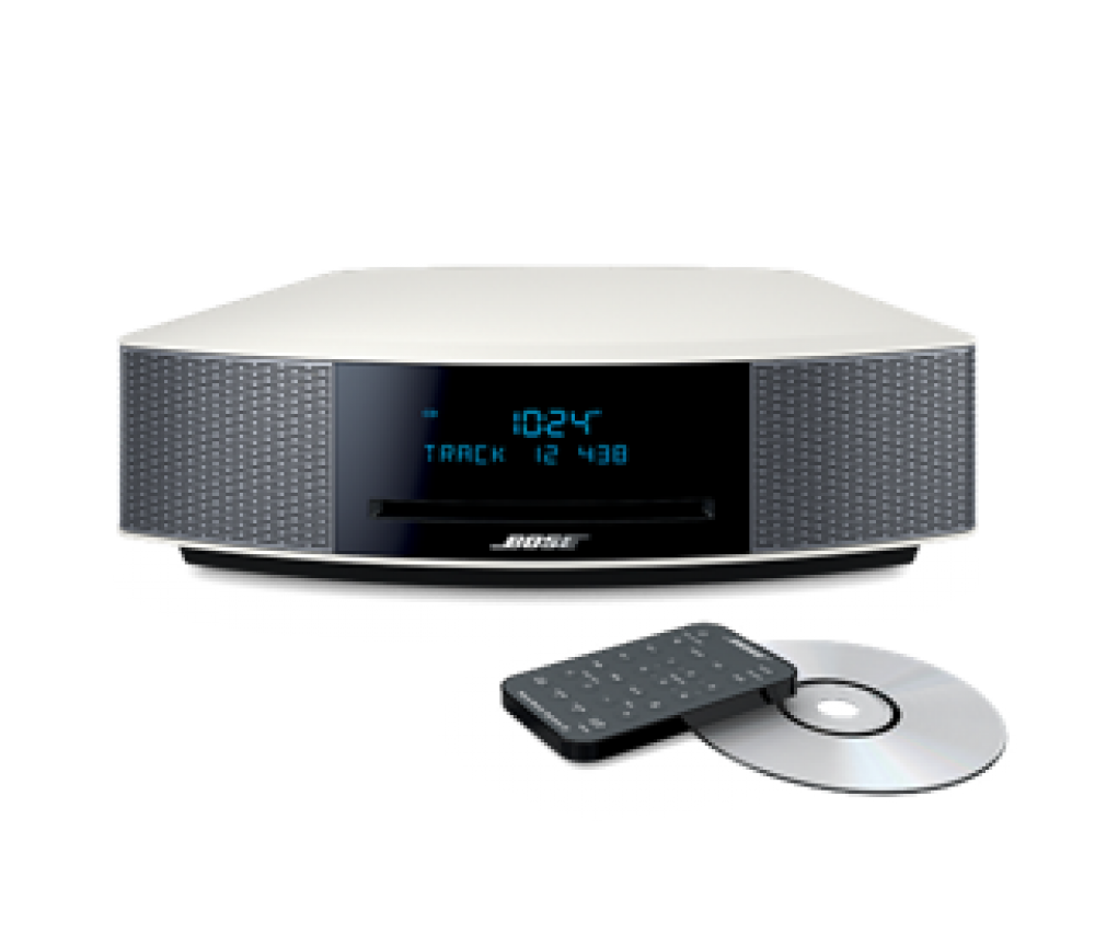 Bose Wave-System IV Arctic White