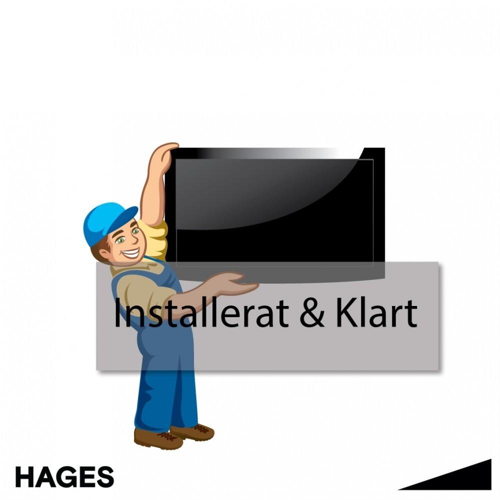 Installerat & Klart