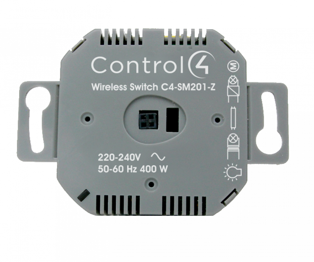 Control4 Wireless puck dimmer/Switch Puck dimmer 2-200W (LED)